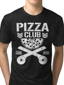 Pizza Club Tri-blend T-Shirt