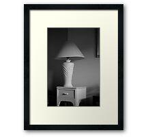 Cheap Lamp Framed Print