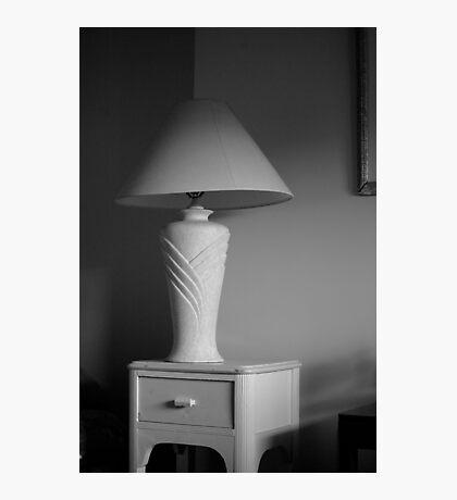 Cheap Lamp Photographic Print