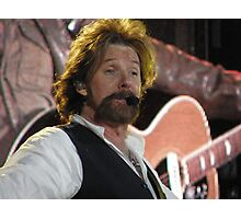 Ronnie Dunn of Brooks & Dunn - Baltimore, MD 5/10/2008 Photographic Print