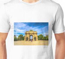 Musee du Louvre, Paris 4 Unisex T-Shirt