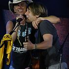 Kenny Chesney & Keith Urban - Heinz Field - 6/14/08 by Angela Lance