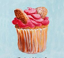 Cupcake - The Social Butterfly by SPBDesigns