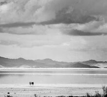 Walking on Salt by Brent Olson