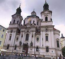 Saint Nicolas Church by Frans Harren