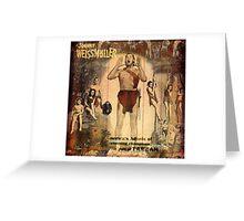 Tarzan says 99 Greeting Card