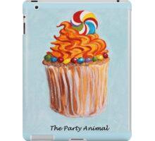Cupcake - The Party Animal iPad Case/Skin