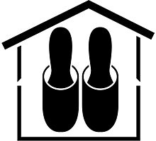 House Shoes Photographic Print