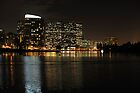 Lake Merrit   Night Image by Richard  Leon