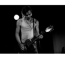 Chris Whitley Photographic Print
