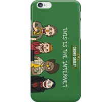This is the internet iPhone Case/Skin