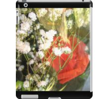 Bouquet with red roses 5 iPad Case/Skin