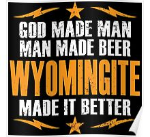 WYOMINGITE Poster