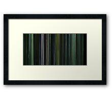 The Matrix (1999) Framed Print