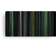 The Matrix (1999) Canvas Print