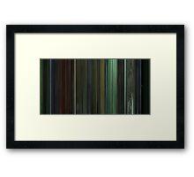 The Matrix Reloaded (2003) Framed Print