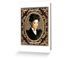 Missy (The Master / Mistress) Greeting Card