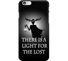 """""""There Is a Light For The Lost"""" iPhone Case/Skin"""