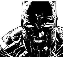 Angry Batman by Majnoni