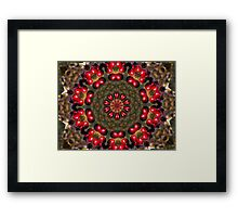 Christmas Berries Framed Print