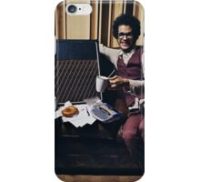 Omar And His Vox iPhone Case/Skin