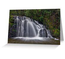 Lilydale Falls Greeting Card
