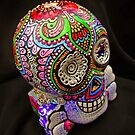 Day of the Dead D'Fluer by bajidoo