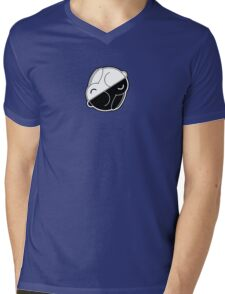 Yin Yang Bunnies Mens V-Neck T-Shirt