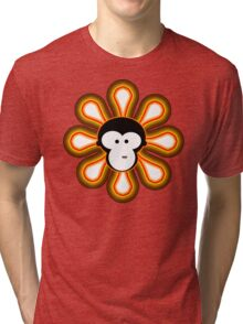 Funky Monkey Tri-blend T-Shirt