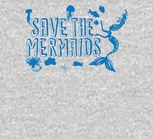 Save the Mermaids Women's Fitted Scoop T-Shirt