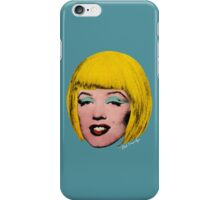 Bob Marilyn Monroe  iPhone Case/Skin