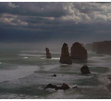 The Twelve Apostles by cosphoto