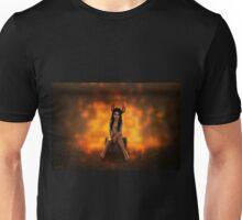 Fire Demoness Unisex T-Shirt