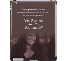 Callie Torres gorgeous  iPad Case/Skin