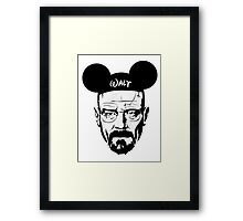 Walter Mouse Framed Print