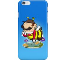 Mama Bee-a! iPhone Case/Skin