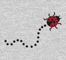 Ladybug One Piece - Long Sleeve