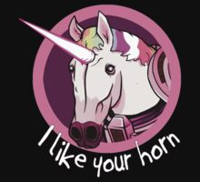 I like your Horn by WarpDustDesign