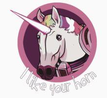 I like your Horn Kids Tee