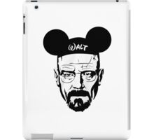 Walter Mouse iPad Case/Skin