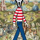 Garden of Waldo Delights by gnarlynicole