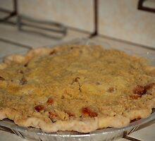 FRESH  DUTCH APPLE CRISP  - APPLE PIE by davesdigis