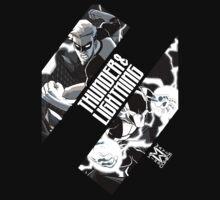 Thunder & Lightning  by MINDWAVECOMICS
