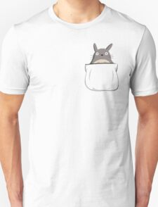 Totoro in Your Pocket Unisex T-Shirt