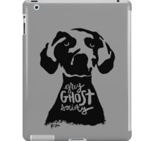 Grey Ghost Society : Light iPad Case/Skin