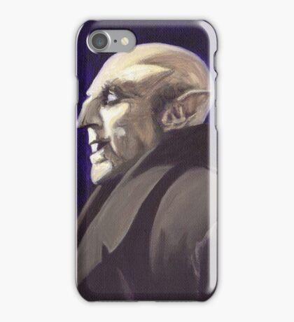 Graf Orlok 1 iPhone Case/Skin