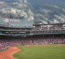 Fenway Park by oneline