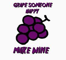 grape someone happy Unisex T-Shirt