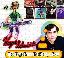 Wayne Schmidt - Greetings From The Here And Now(NEW CD)(2013) by Paul Romanowski