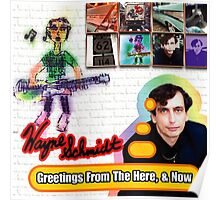 Wayne Schmidt - Greetings From The Here And Now(NEW CD)(2013) Poster